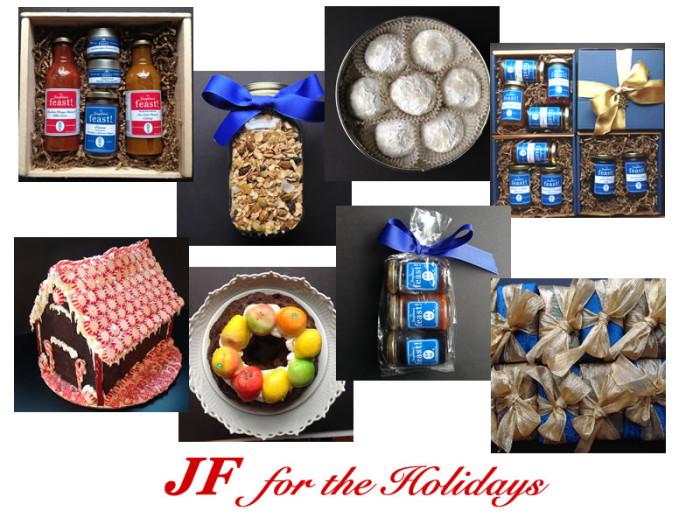 Josephine's Feast Gift Selections