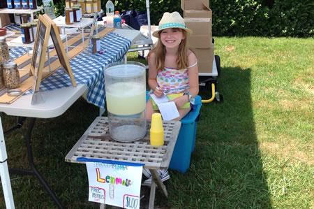 Josephine's Feast Lemonade