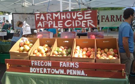 Apples Bryn Mawr Market