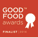 Josephine's feast! Good Food Awards Finalist 2014