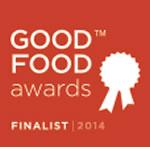 Josephine's feast! Good Food Awards Finalist 2014